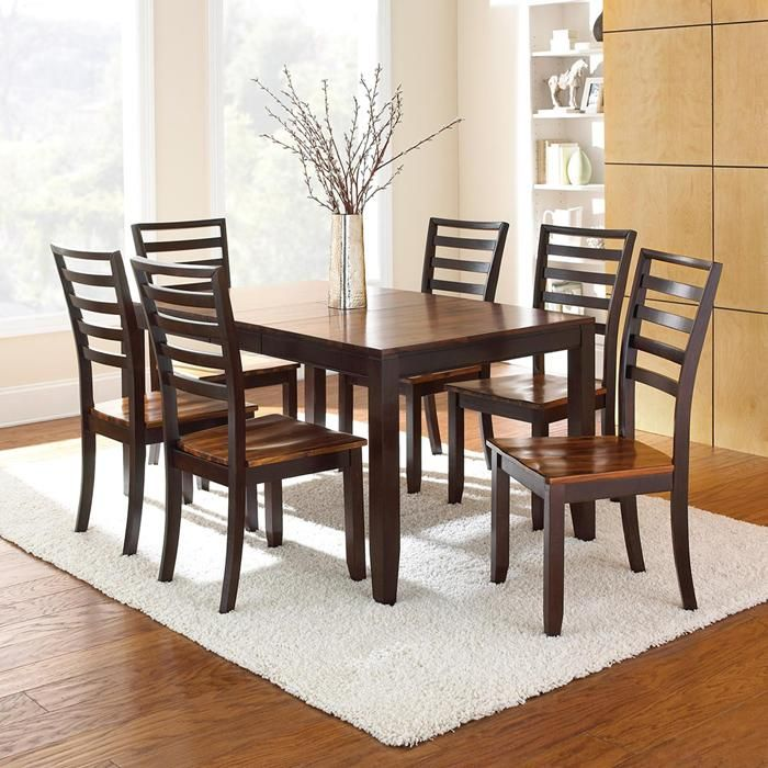 Abaco 7-Piece Dining Set | Nebraska Furniture Mart
