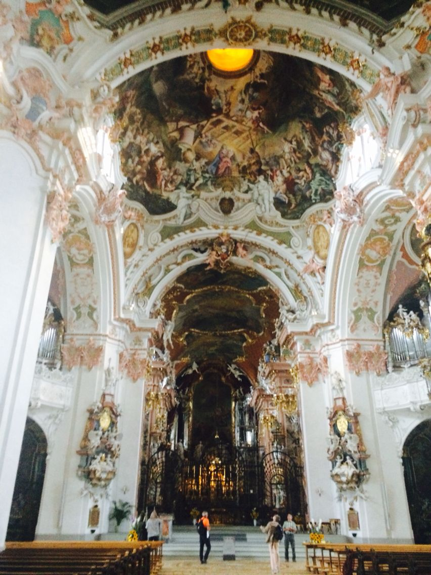 Church Of The Black Madonna Shrine Of Our Lady Of Einsiedeln In Switzerland House For Black