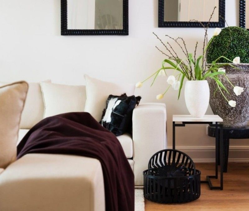 Amaris Elements amaris elements hamburg körbe bambus living room