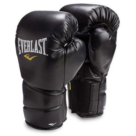 91c4764aa Luva de Boxe Everlast Pro Style Black