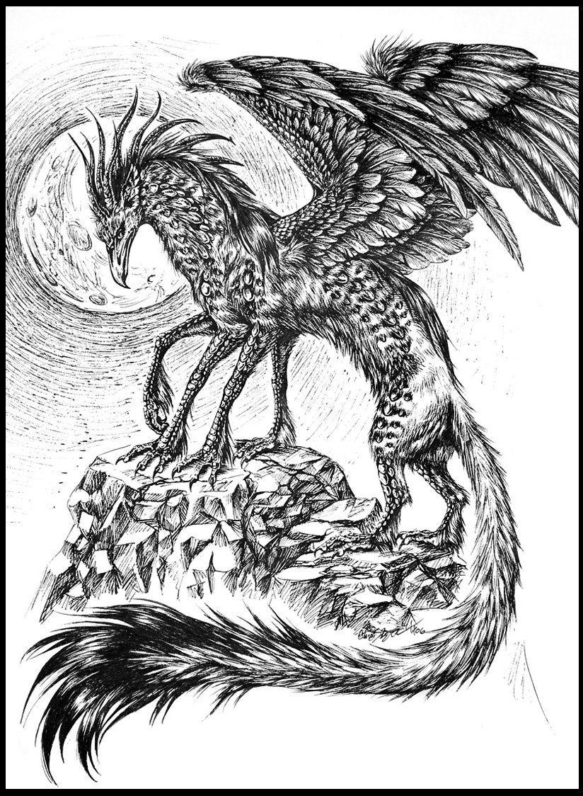 Griff by Mutley-the-Cat on DeviantArt Fantasy Myth ...