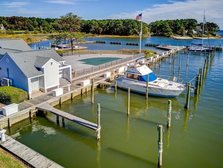 Deeded deepwater boat slip real estate auction estate