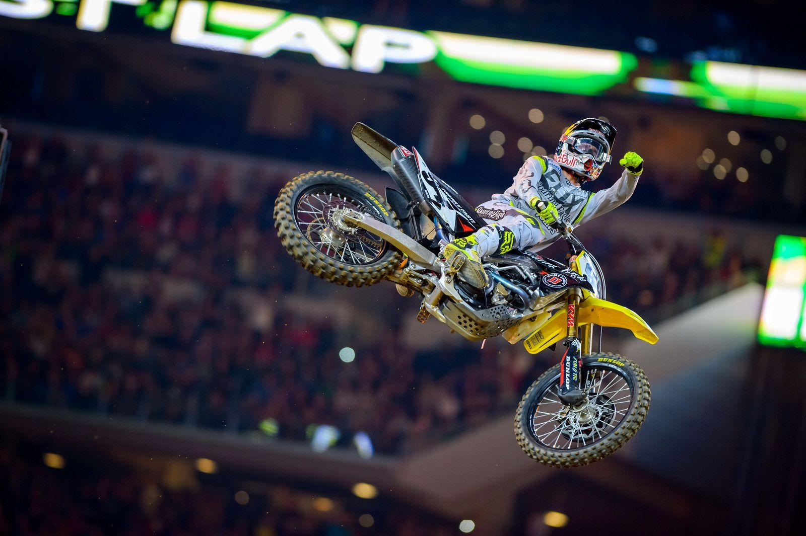 Ken Roczen Arlington Sx With Images Motosport Motocross