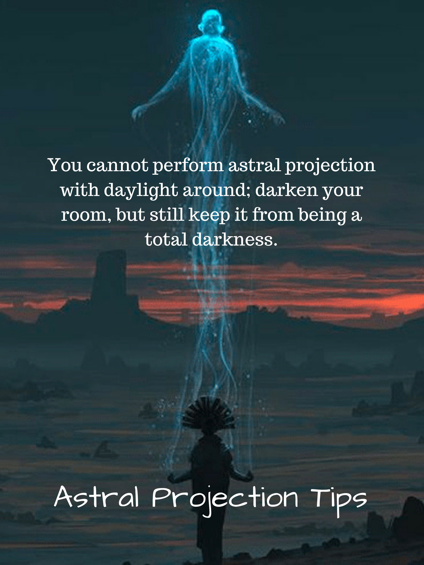 Astral Projection Mistakes