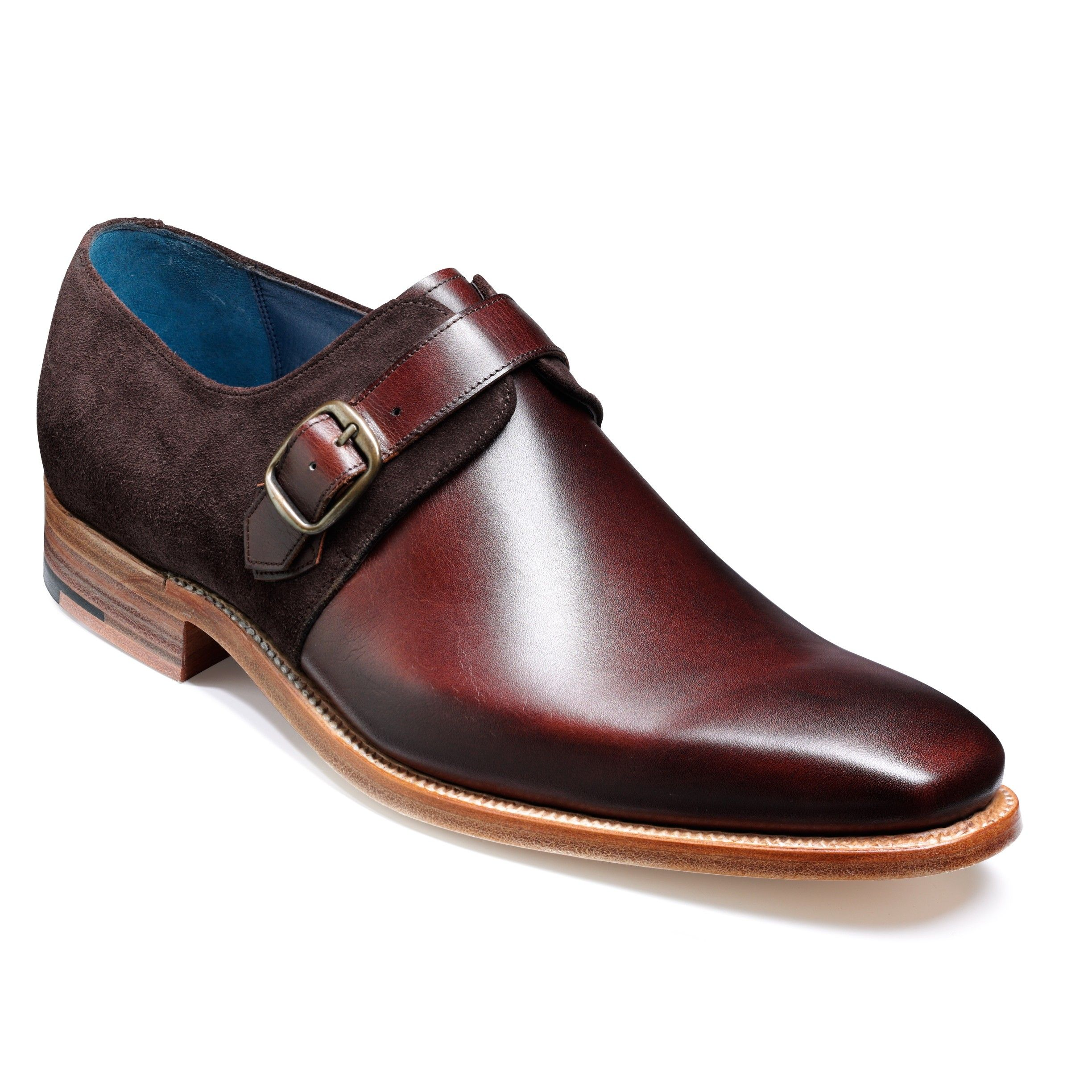 13633dc5ca To really get the autumnal vibes going, check out Barker's newest shoe -  Barker Jasper