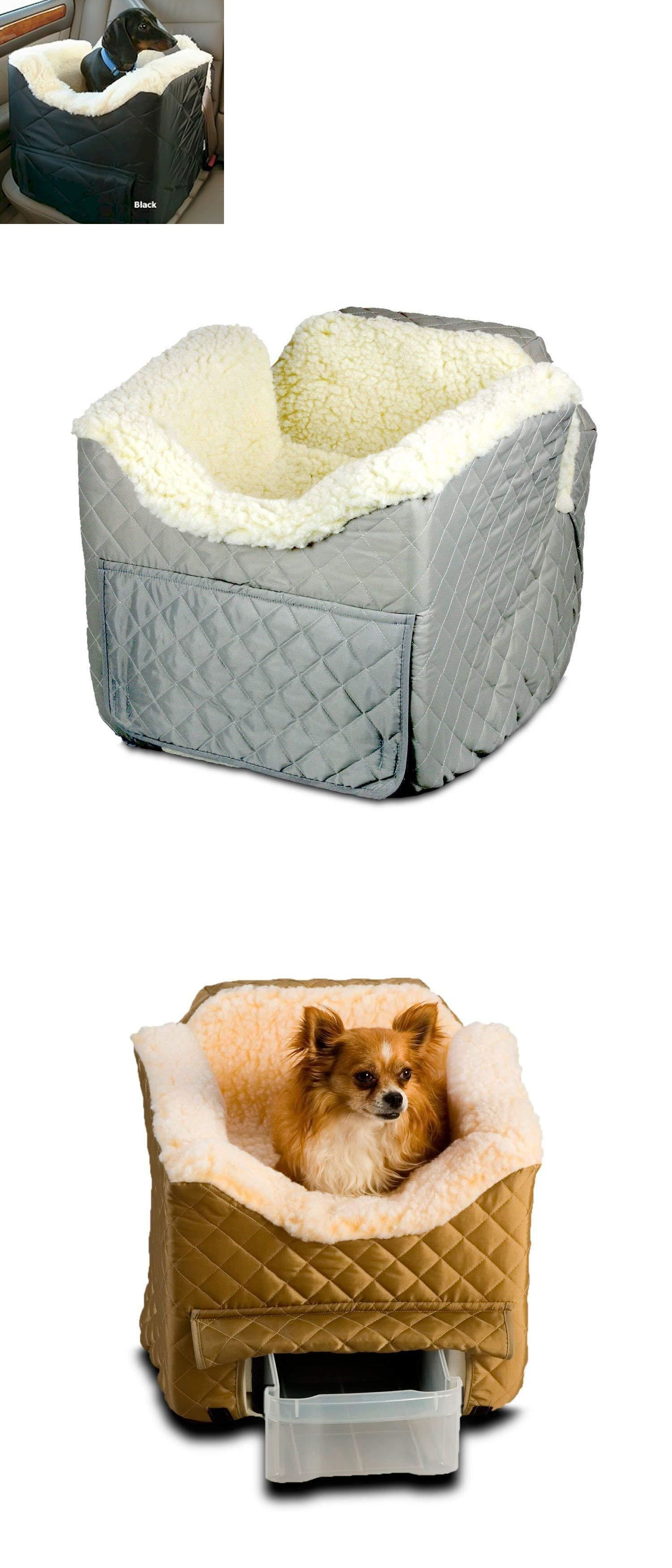 Snoozer pet products lookout ii dog u cat car seat size