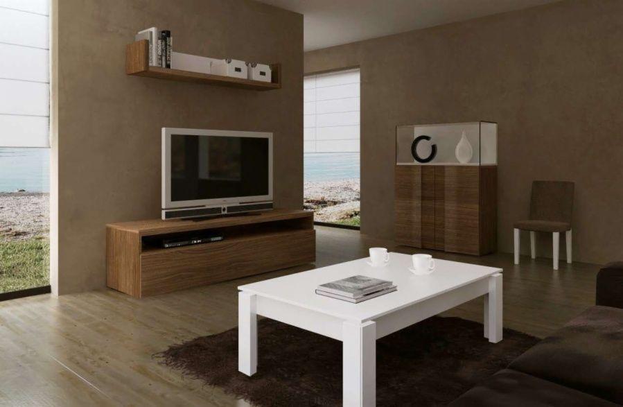 Nueva colecci n de muebles de sal n egelasta mobiliario for Salones de madera modernos