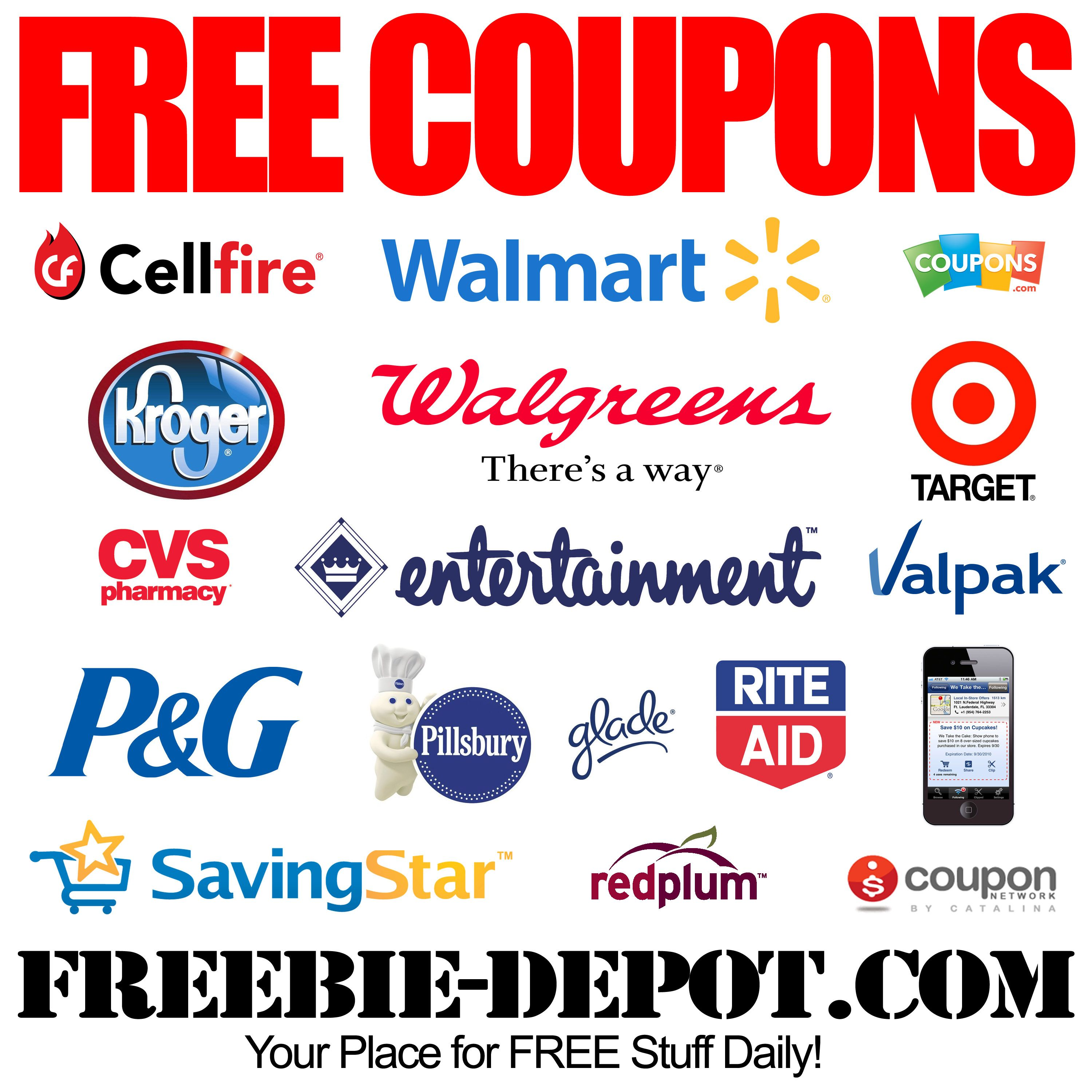 FREE Coupons FREE Printable Coupons FREE Grocery