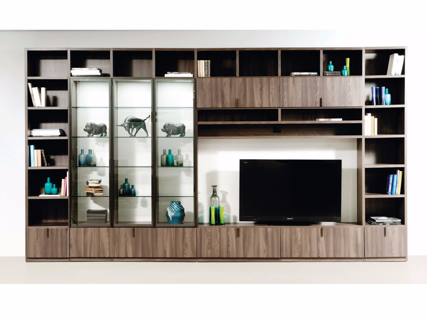 Download The Catalogue And Request Prices Of Intralatina 201510 B By Roche Bobois Sectional Tv Wall System Wall Systems Wall Storage Systems Tv Wall