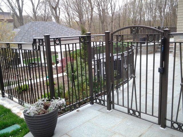 Wrought Iron Fence Wrought Iron Fences Aluminum Fence Wrought