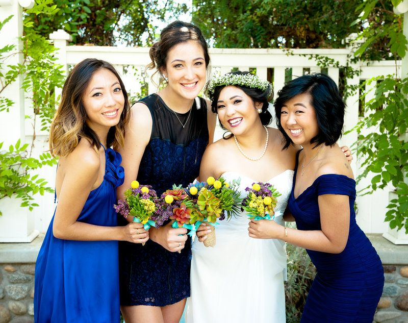 Atherton Wedding Part 1 Photo By DeAnn Mitchell Photography