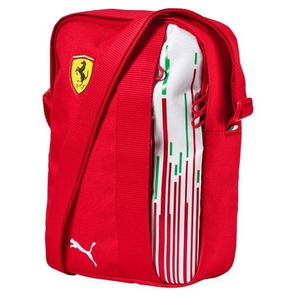 9a0b0dec19 New Puma Crossbody Bag Scuderia Ferrari Replica Portable One Size Fits All   PUMA  Crossbody