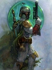 Boba Fett IPhone Wallpaper (19)