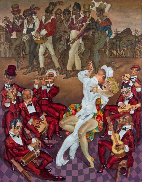 RIO DE JUAREZ MACHADO - #dance | traços e anatomia | Pinterest ...