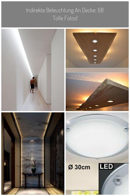 Indirekte Beleuchtung Deckenkorridor Design Mit Led Deckenkorridor Indirekte In 2020 Indirekte Beleuchtung Beleuchtung Beleuchtung Wohnzimmer Decke