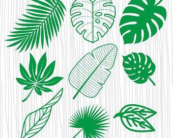 Photo of Leaf Svg, Branches Svg File, 8 Designs SET 1, hand drawn svg, Wreath elements svg, Nature svg, Leaves Cutting Svg, Cricut File, Home Decor