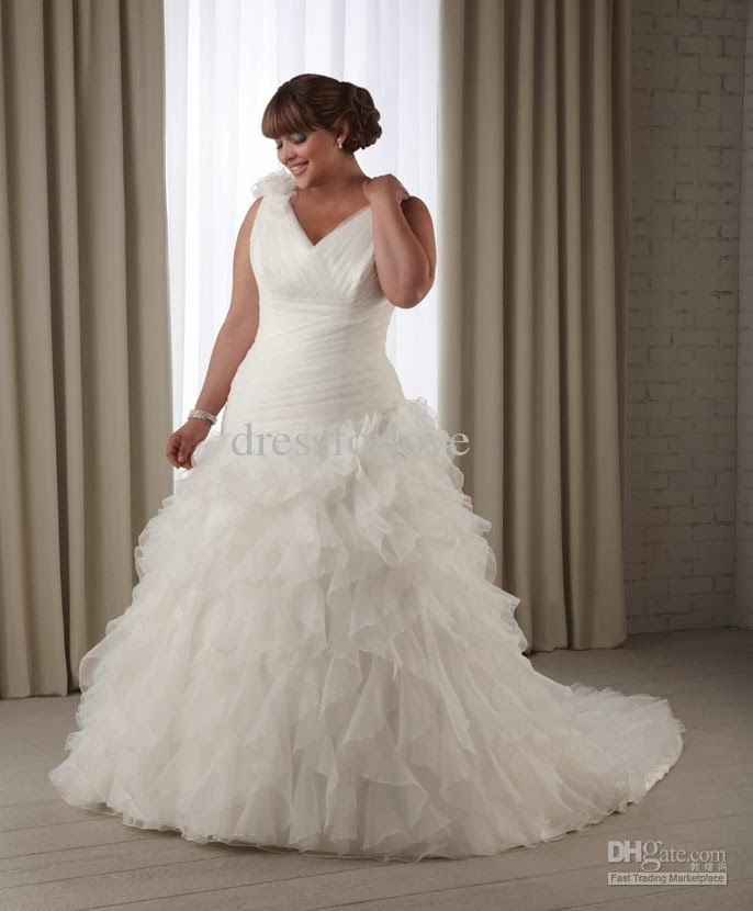 Cheap Modern Wedding Dress 1
