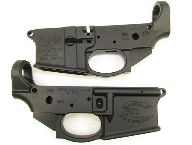 COLT STRIPPED AR-15 LOWER RECEIVER AR15 5 56  223 : Semi