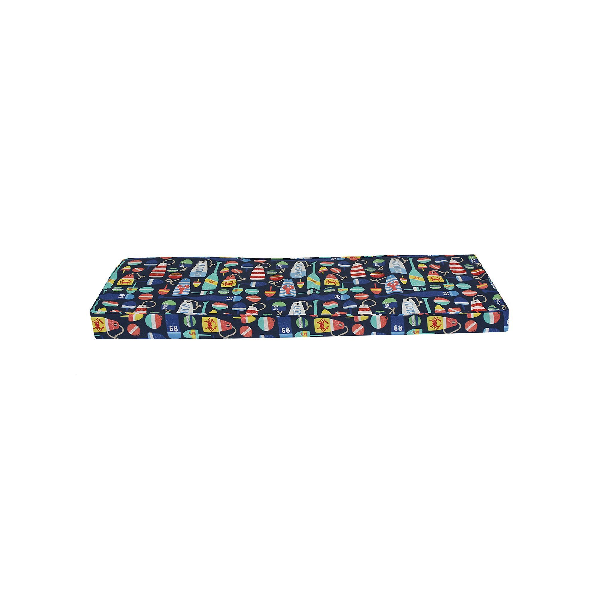 """SONOMA Goods for Life¢""""¢ Indoor Outdoor Reversible Bench Cushion"""