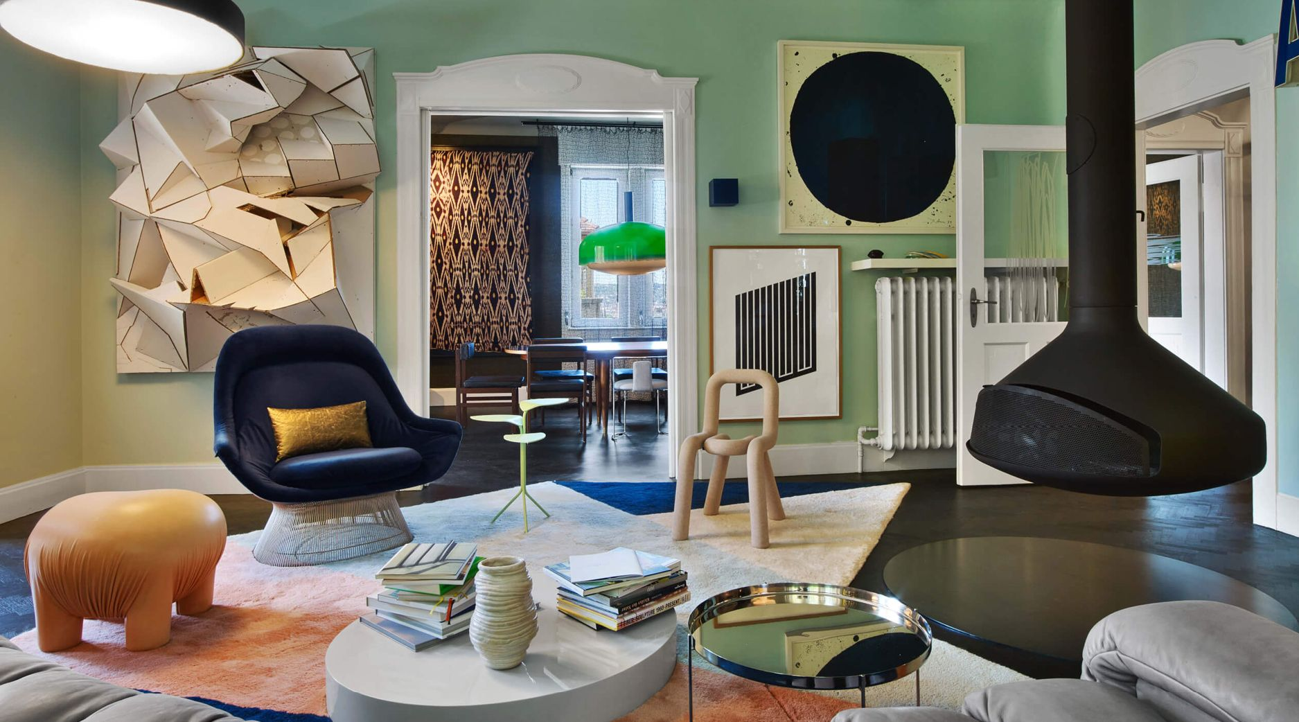 Get The Look How To Achieve The Perfect Balance For An Eclectic