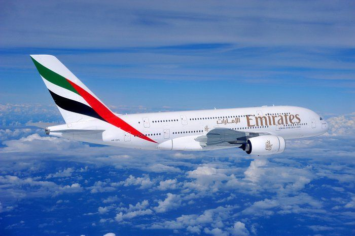 Win A Trip Of A Lifetime with Five Friends With Emirates Skywards