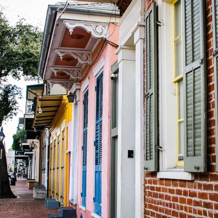 Megan Sweeney On Instagram Last Day Travel Nola Neworleans Frenchquarter Tours New Orleans Historic Tours New Orleans Architecture