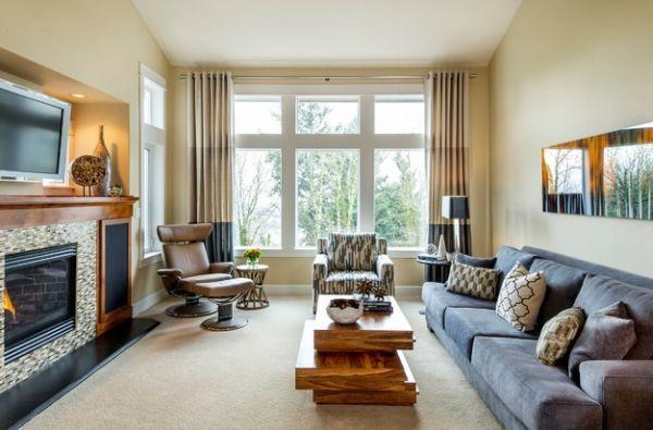 70 Bachelor Pad Living Room Ideas Living rooms, Living room