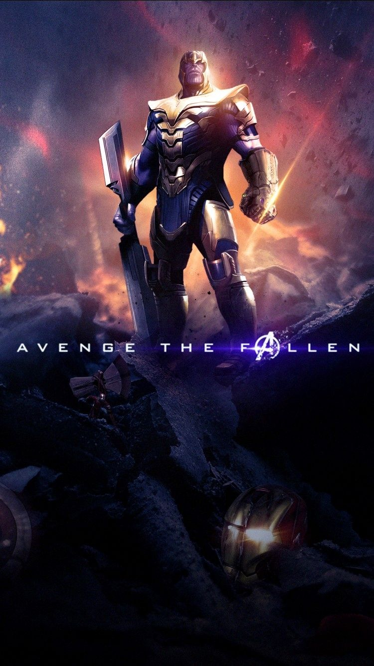 Avengers Endgame Wallpaper 4k Iphone Ideas