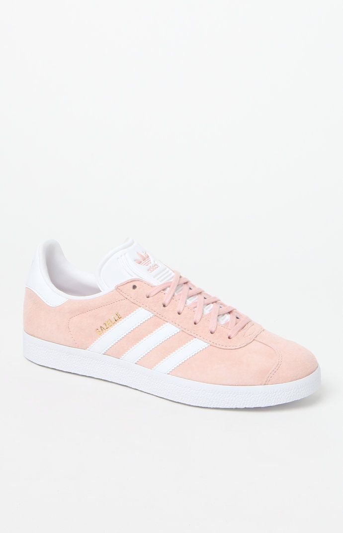 adidas Gazelle Pink Shoes at PacSun.com | Sneakers, Adidas gazelle ...