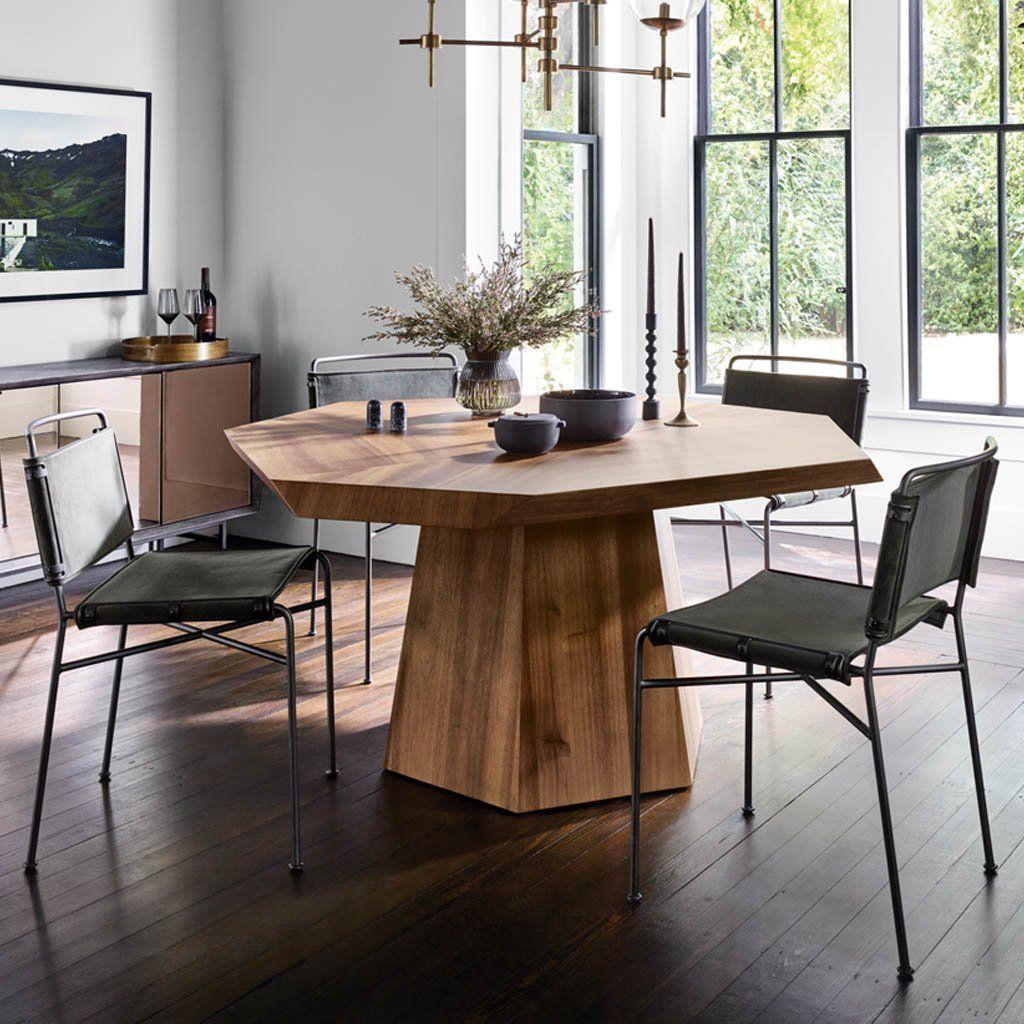 Wharton Dining Chair Modern Velvet Loden Modern Dining Chairs