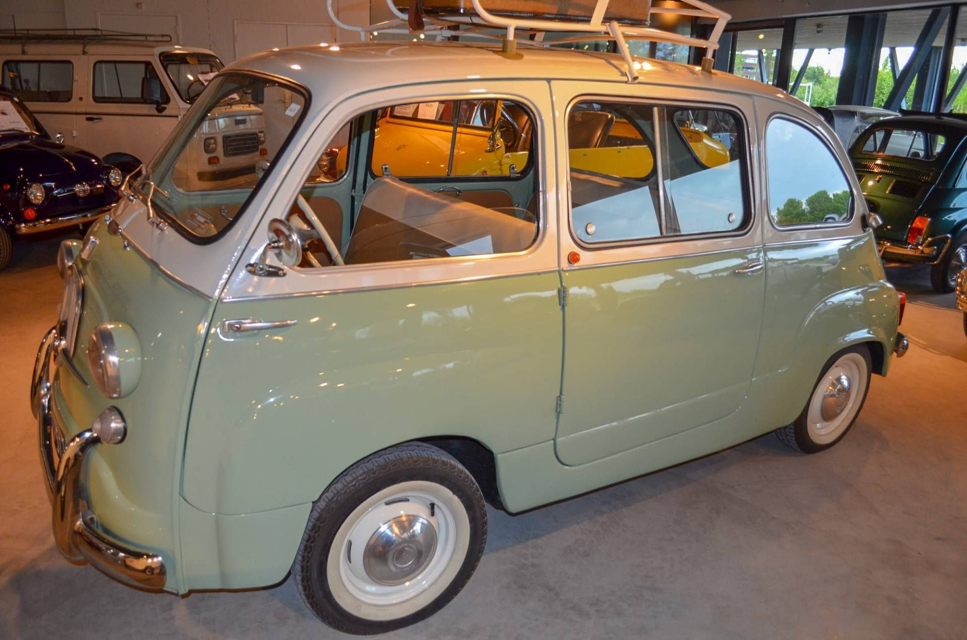 For Sale Fiat 600 Multipla 1960 Offered For Gbp 28 462 Fiat
