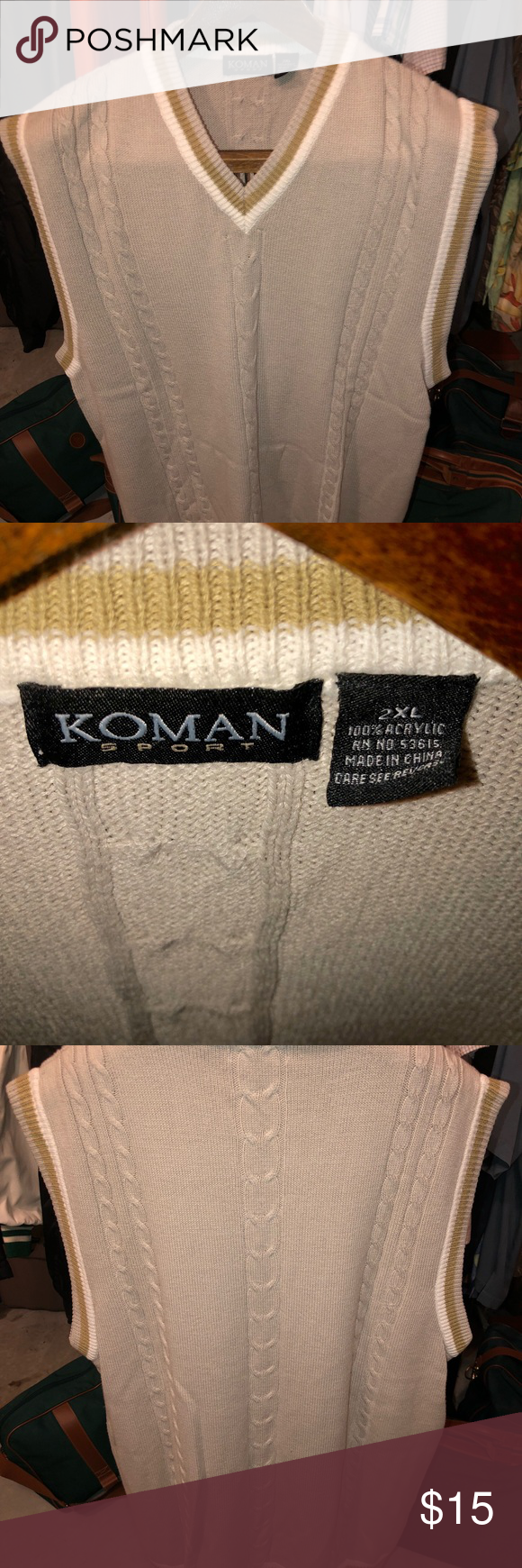 Koman Sport Vest Sports Vest Sports Jacket Clothes Design [ 1740 x 580 Pixel ]