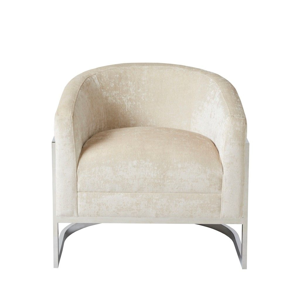 Best Accent Chairs Cream Chrome Chair Accent Chairs Blue 400 x 300