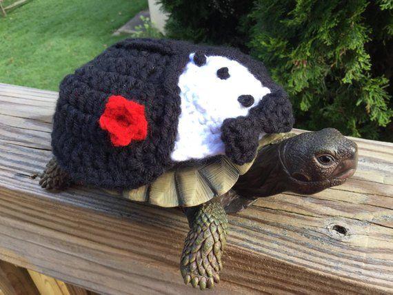 Black Tie Formal Tuxedo Turtle Topper Tortoise Cozy  bff27646ed9b
