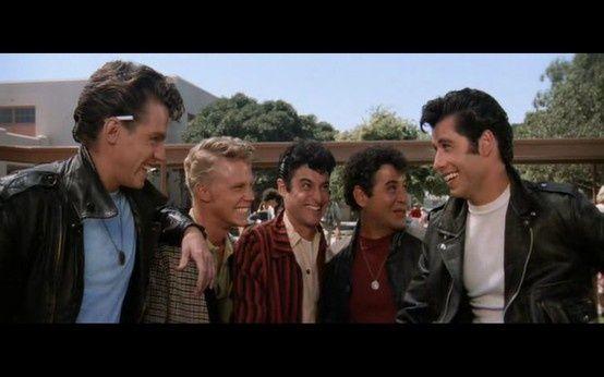 Television, T Birds, Cinema, 1978 Movie