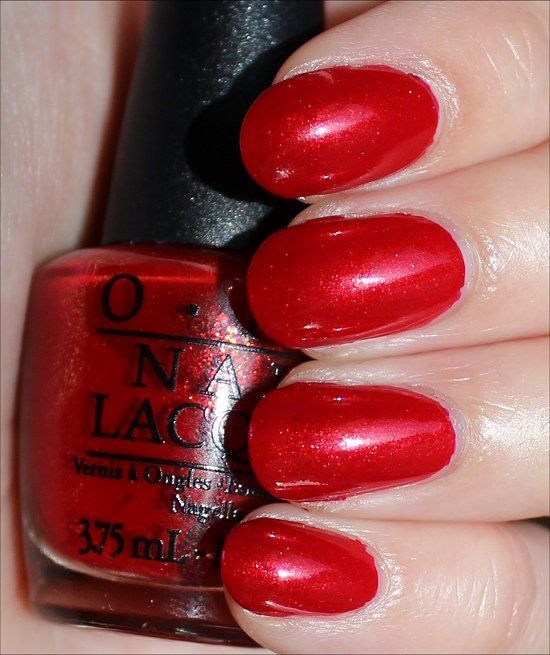 OPI The Spy Who Loved Me (from the Skyfall Collection) | My nail ...