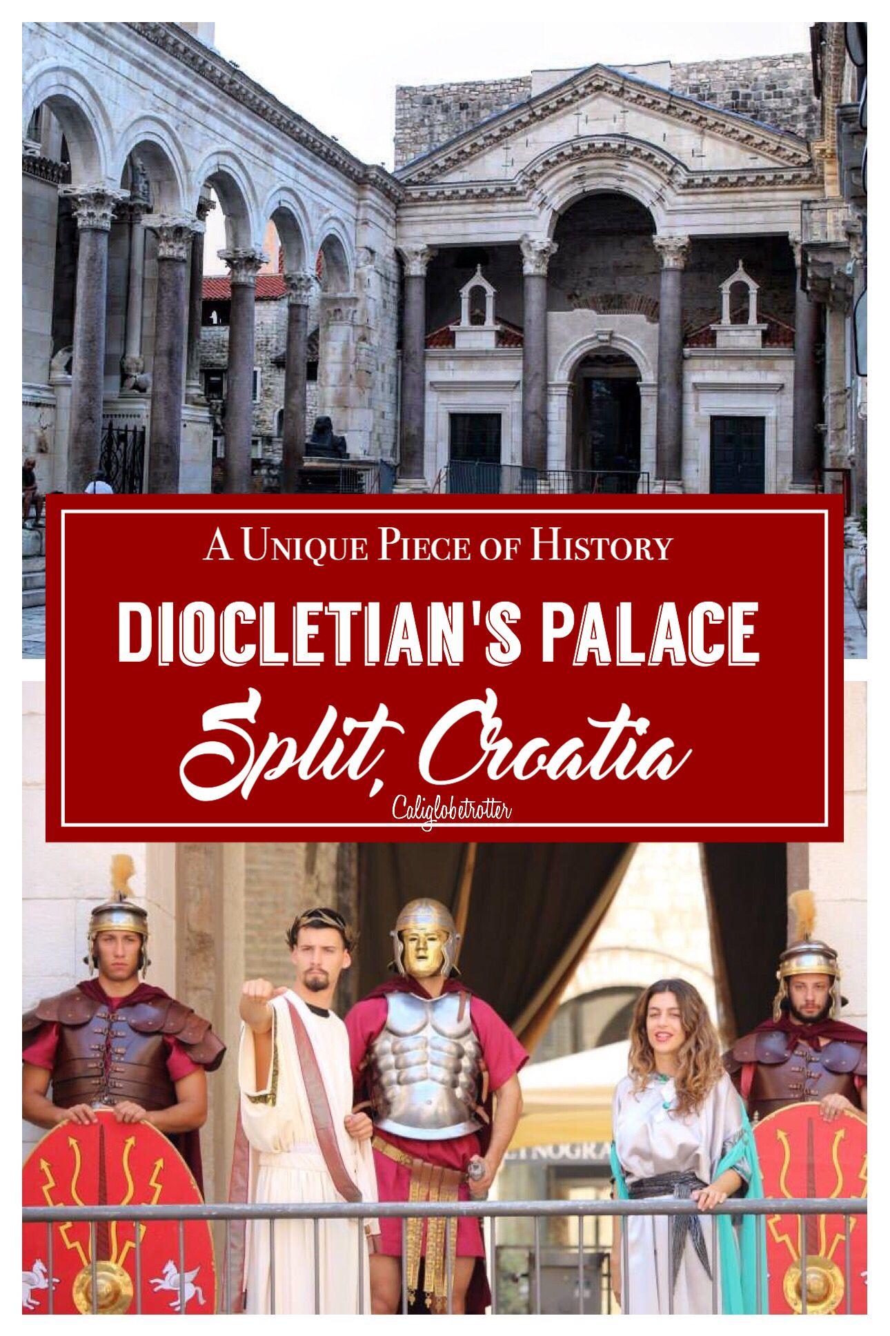 Diocletian S Palace Split Croatia Croatia Croatia Beach Best Beaches In Split