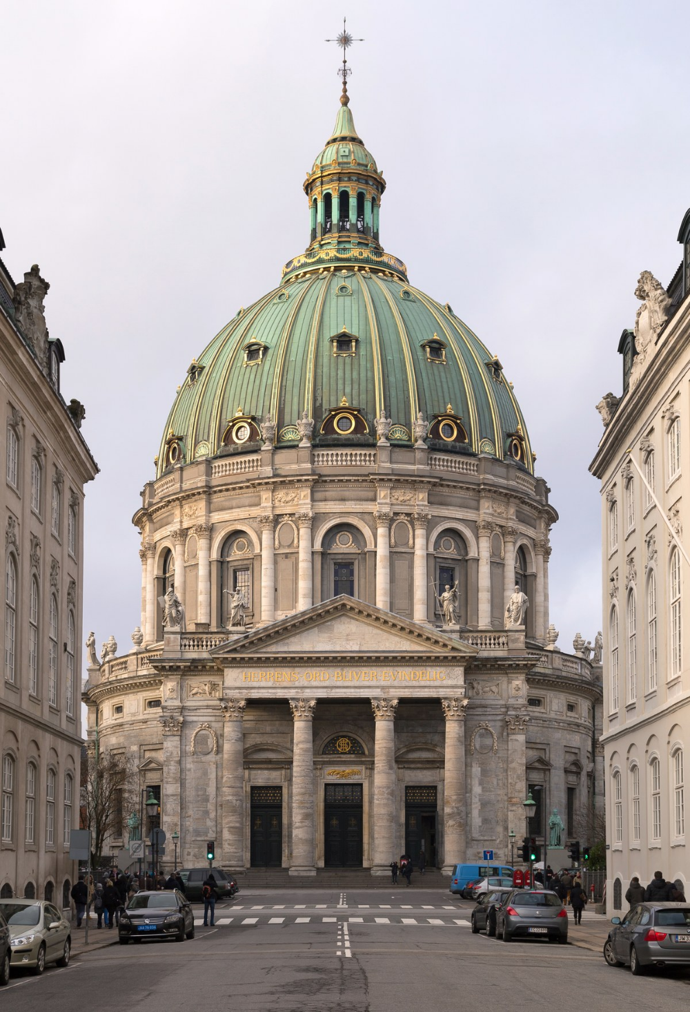 22 Stunning Architectural Landmarks in Copenhagen