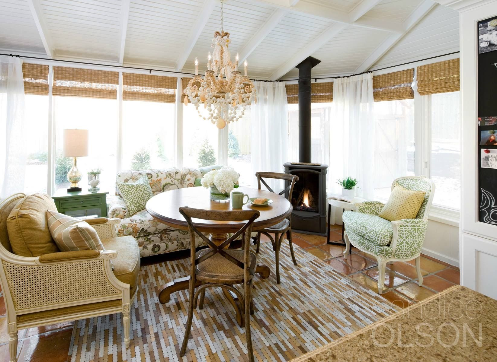 Pin by Danielle Long Shaw on for the house | Pinterest | Sunroom ...