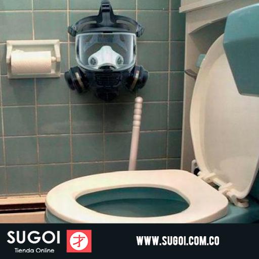 Esto ya no lo necesitas en tu baño, para esos olores ...