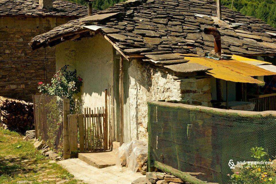 Kosovo village in Rodhope mountains, BG