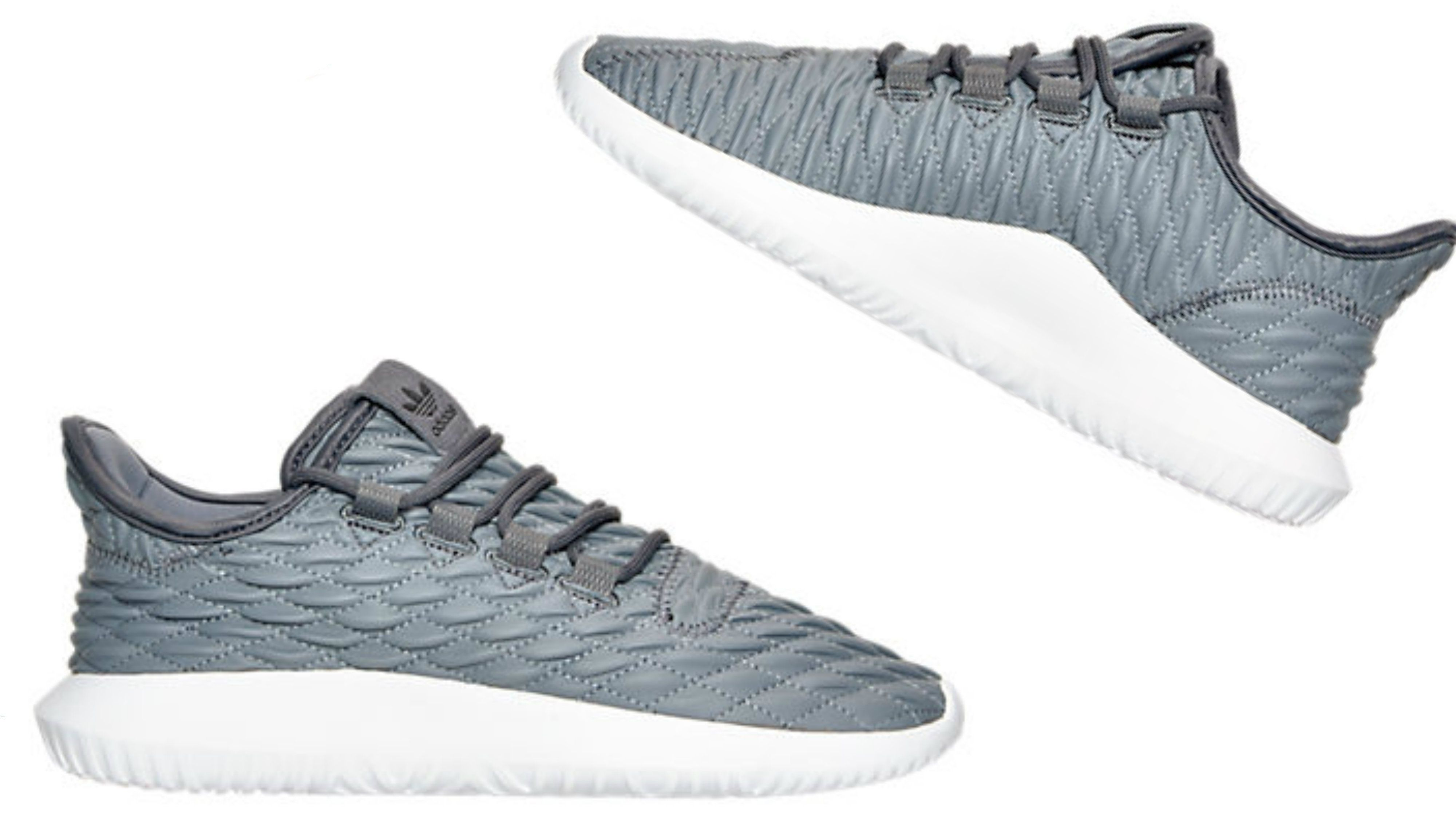 The newly-introduced adidas Tubular Shadow 3D is rendered in a fresh finish  of grey for its next variation. The lifestyle-inclined silhouette is defined  by ...