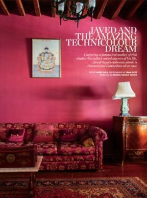 LUSCIOUS STYLE: Inspired by Asia - Part 2   Elle décor and Interiors