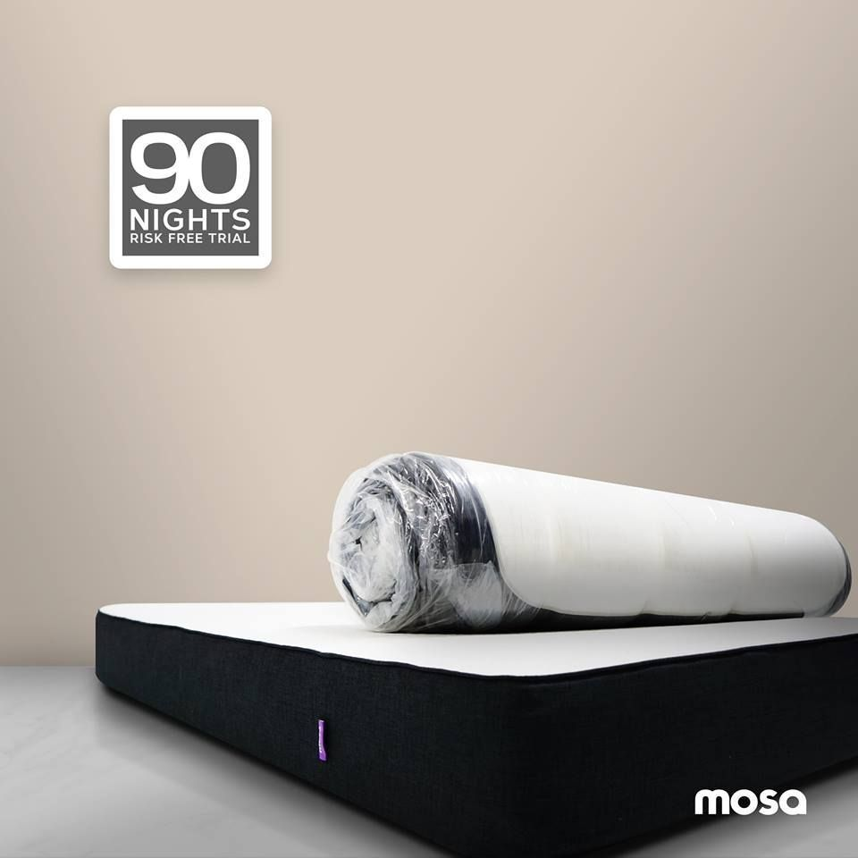 Sleep Play And Dream On Mosa Mattress For 90 Nights This Post Purchase Risk Free 90 Night Trial Serves As Our Return Policy If You Felt Mattress Mattr