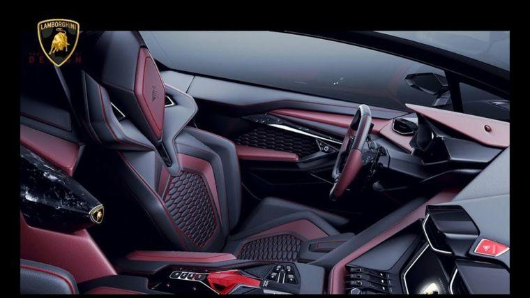 Lamborghini Terzo Millennio Un Automovil Totalmente Electrico