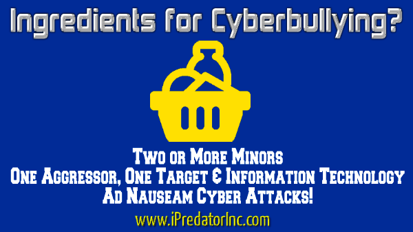 "iPredator Probability Inventory-Cyberbully Abuser [IPI-CBA] Visit iPredator to review the ""iPredator Probability Inventory-Cyberbully Abuser"" authored by Dr. Nuccitelli https://www.ipredator.co/ipredator-probability-inventory-cyberbully-abuser/   iPredator Probability Inventory-Cyberbully [IPI-CB] Visit iPredator to review the ""iPredator Probability Inventory-Cyberbully"" authored by Dr. Nuccitelli https://www.ipredator.co/ipredator-probability-inventory-cyberbully/"