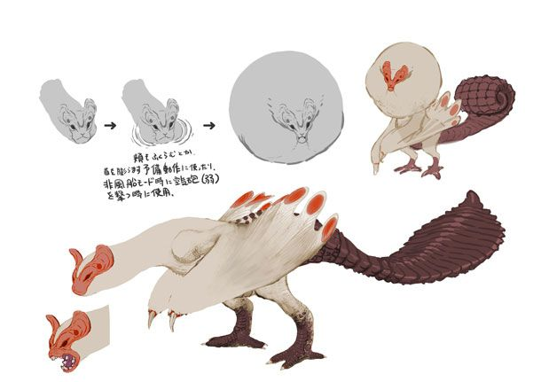 Monster Hunter: World Bestiary Day 1 – The Puffy Paolumu - Features - www.GameInformer.com