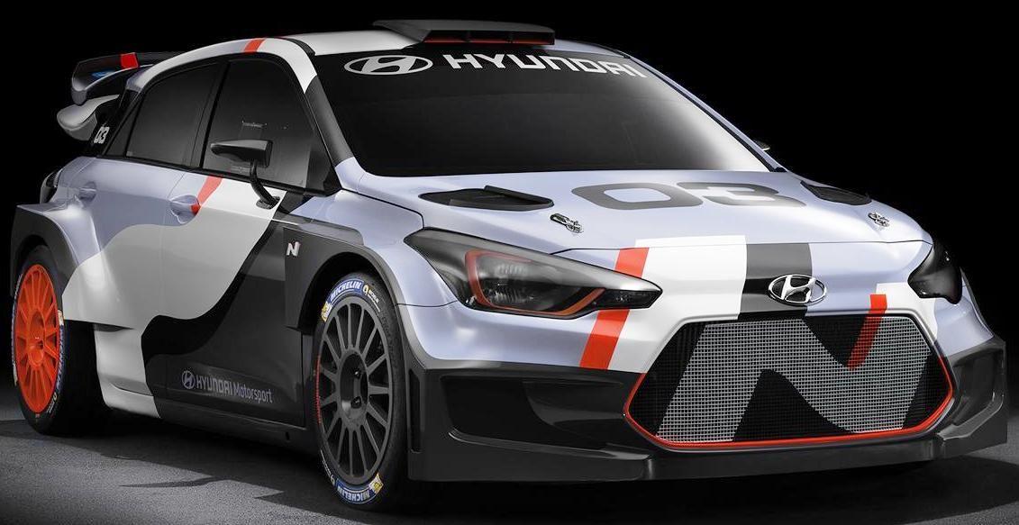 New Hyundai i20 for WRC 2016 , Car News New hyundai