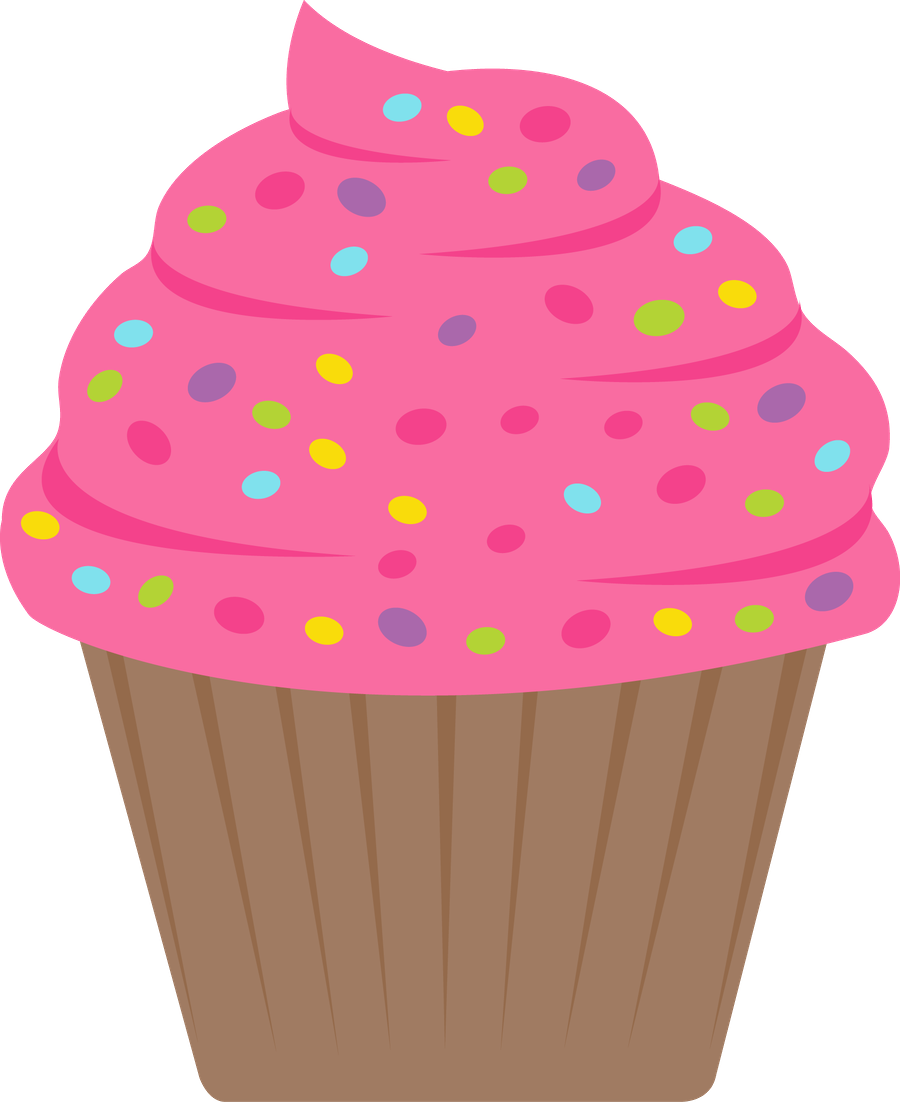 Clipart De Cupcake : Cupcakes? ? ideas padres Pinterest Clip art, Cupcake ...