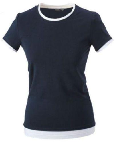 Ladies Double T-Shirt Gr. XL von Claudis Trachtenmanufaktur auf DaWanda.com